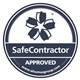 Seal colour SafeContractor Sticker 22
